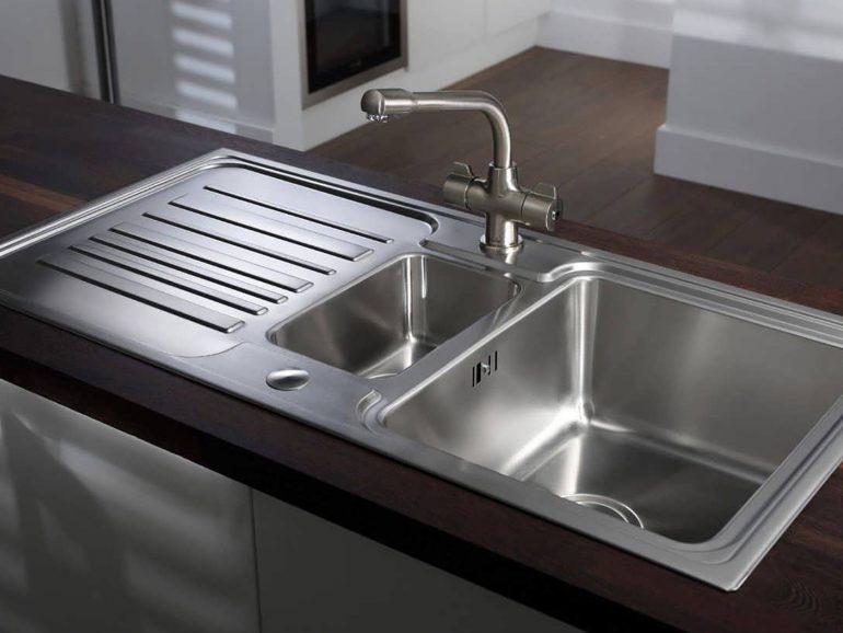 سینک ظرفشویی مناسب